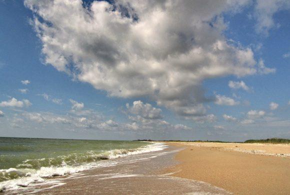 В Бердянске продолжают готовить пляжи