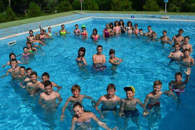 детский отдых лагеря