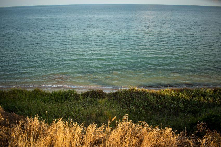 бердянск море