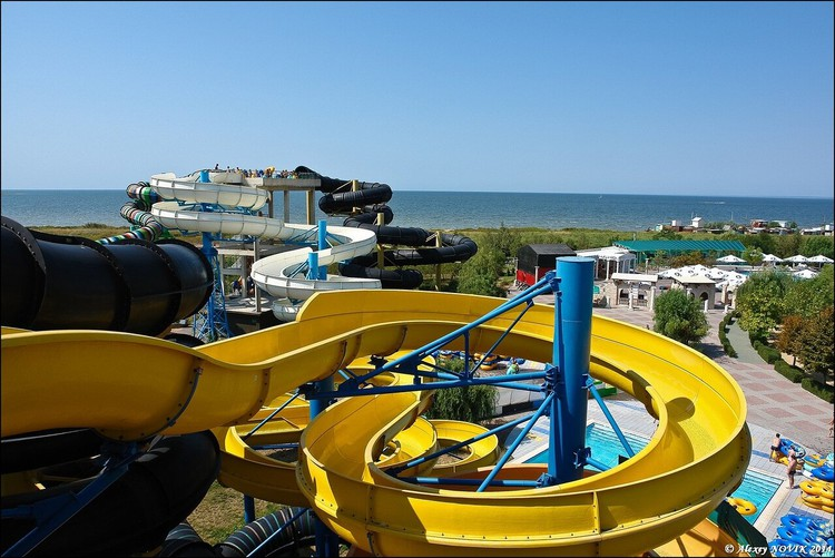 Бердянский аквапарк открывает сезон 2020
