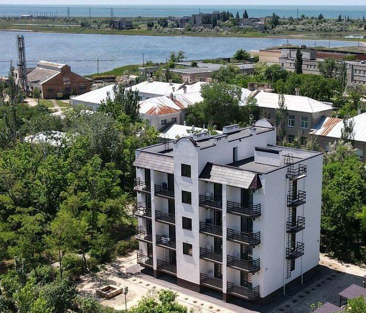 Корпус Парковый санатория Бердянск