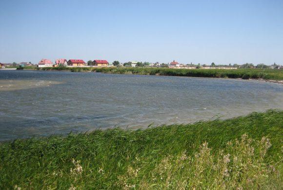 Озеро в Бердянске