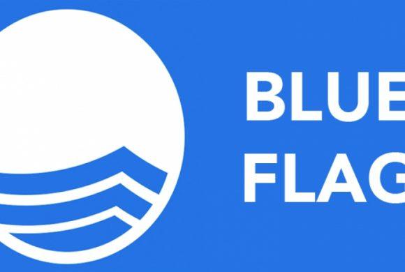 Пляж з «блакитним прапором»