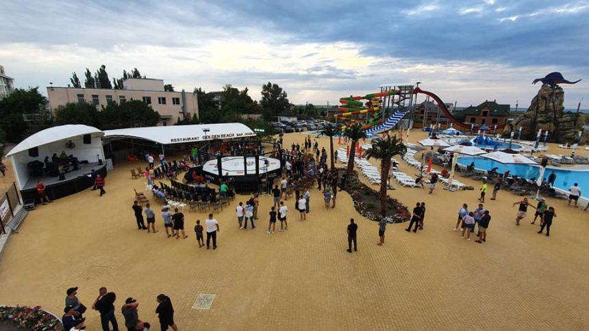 турнир аквапарк золотой
