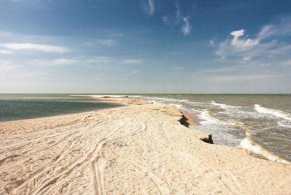 Центральний пляж Бердянська